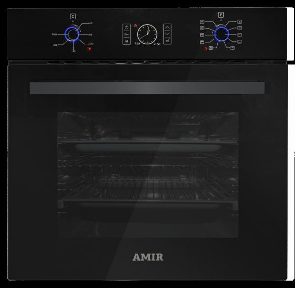 Электрический духовой шкаф AMIR BE10 B LED