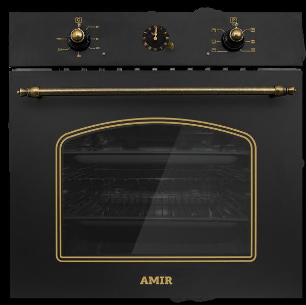 Электрический духовой шкаф AMIR BE6 A RSTB