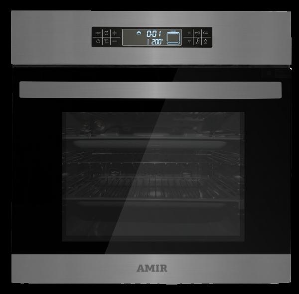 Электрический духовой шкаф AMIR BE11 B INOX