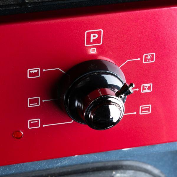 Электрический духовой шкаф AMIR BE6 Е RED