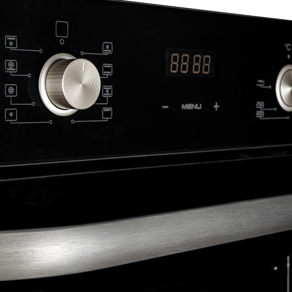 Электрический духовой шкаф  AMIR SOB 3339 B