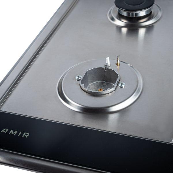 Газовая варочная панель AMIR SG36 SGX 51440C